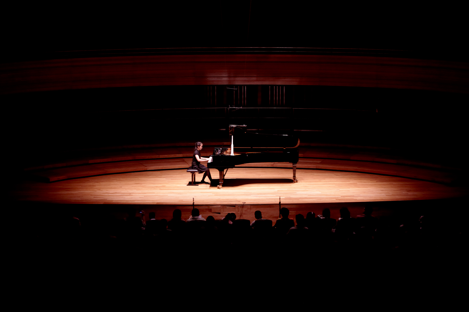 Piano Solo YST Concert Hall